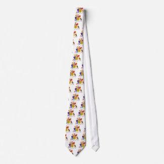 Barbados Coat of Arms Tie
