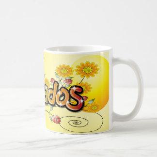 Barbados fantasy coffee mug