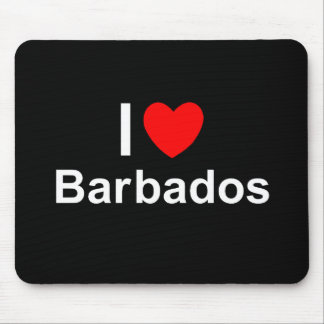 Barbados Mouse Pad