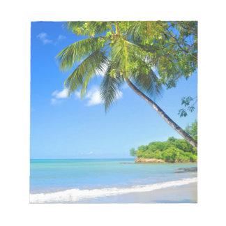 Barbados Notepad