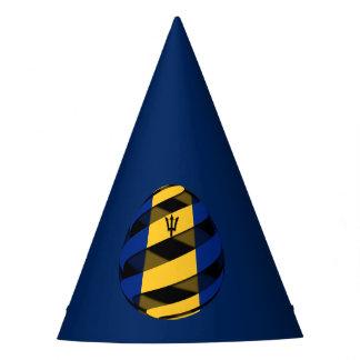 Barbados Party Hat