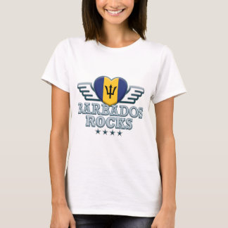 Barbados Rocks v2 T-Shirt