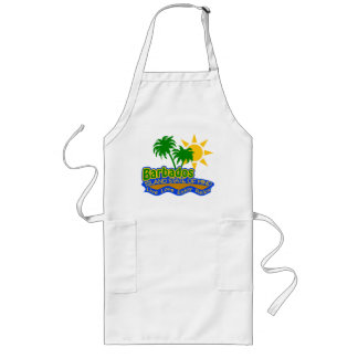 Barbados State of Mind apron - choose style