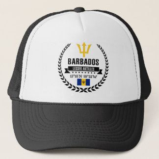 Barbados Trucker Hat