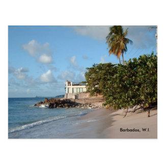 Barbados, W.I.PC Postcard