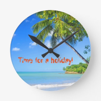 Barbados Wall Clocks