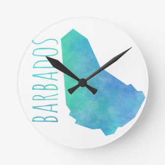 Barbados Wallclock