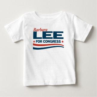 Barbara Lee Baby T-Shirt
