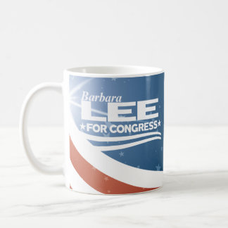 Barbara Lee Coffee Mug
