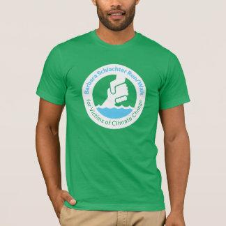 Barbara Schlachter Run/Walk for Climate Change 2 T-Shirt