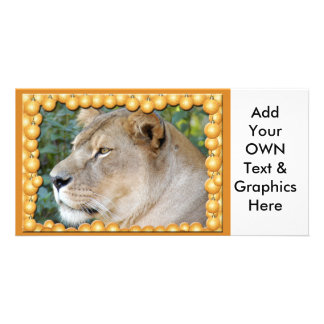Barbary Lion-Set 1-c-1 copy Photo Card