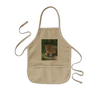 Barbary Lion-toy-017, Barbary Lion Kids Apron