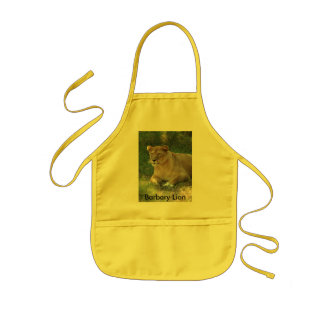 Barbary Lion-toy-018, Barbary Lion Kids Apron