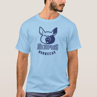 Barbecue de Memphis T-shirt