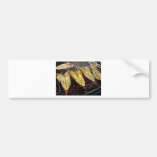 Barbecue Lobster Bumper Sticker