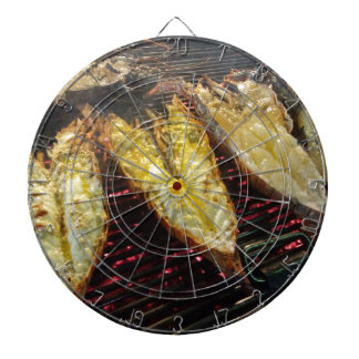 Barbecue Lobster Dartboard