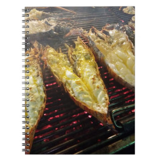 Barbecue Lobster Note Book