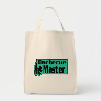 Barbecue Master Canvas Bags