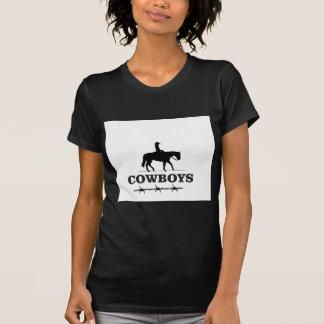 barbed cowboy art T-Shirt