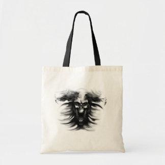 Barbed Skull Bag