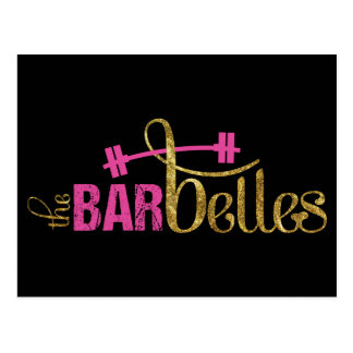 BarBelles Post Card