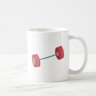 Barbells Coffee Mug