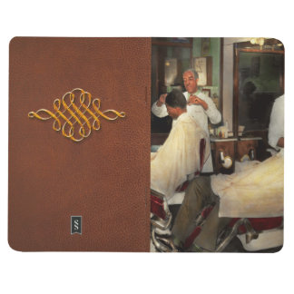 Barber - A time honored tradition 1941 Journal