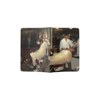 Barber - A time honored tradition 1941 Passport Holder
