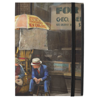 "Barber - At Nelson's Barber Shop 1937 iPad Pro 12.9"" Case"