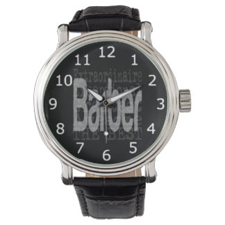 Barber Extraordinaire Watch