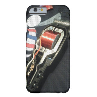 Barber Hair Clippers iPhone 6 case