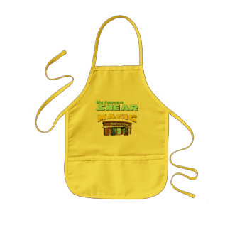 Barber Kids Apron