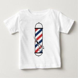 barber pole baby T-Shirt