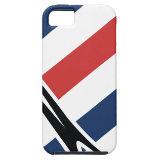 barber pole iPhone 5 cover