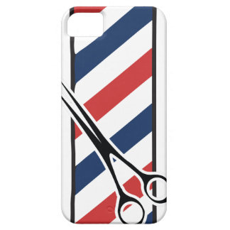 barber pole iPhone 5 covers