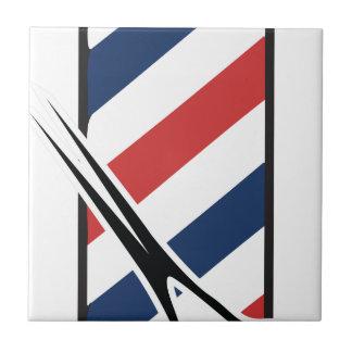 barber pole tiles
