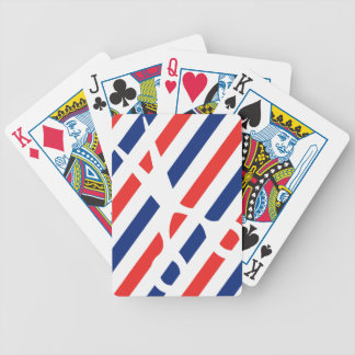 Barber Scissors Bicycle Playing Cards