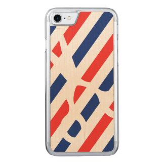Barber Scissors Carved iPhone 7 Case