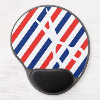 Barber Scissors Gel Mouse Pad