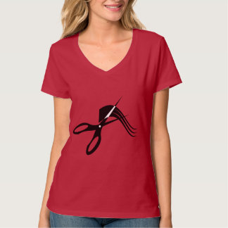 Barber Scissors - Hair Stylist T-Shirt