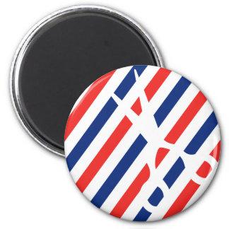 Barber Scissors Magnet