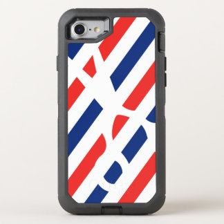 Barber Scissors OtterBox Defender iPhone 8/7 Case