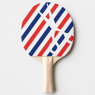 Barber Scissors Ping Pong Paddle