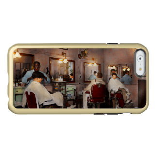 Barber - Senators-only barbershop 1937 Incipio Feather® Shine iPhone 6 Case