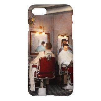 Barber - Senators-only barbershop 1937 iPhone 8/7 Case
