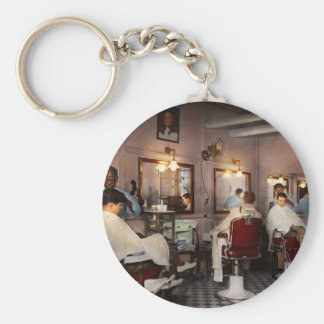 Barber - Senators-only barbershop 1937 Keychain