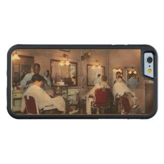 Barber - Senators-only barbershop 1937 Maple iPhone 6 Bumper