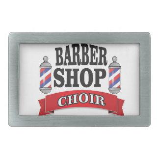 barber shop choir belt buckles