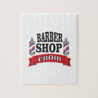barber shop choir jigsaw puzzle