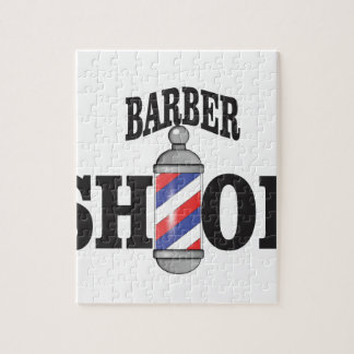 barber shop jigsaw puzzle